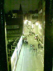 The Edinburgh Cowgate..